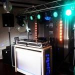 Setup van de kleine set
