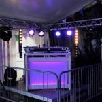 Setup dorpsfeest Rijperkerk 2018